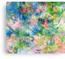 Amazing Colours Canvas Print