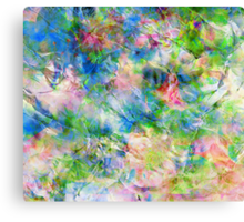 Amazing Colours Canvas Print