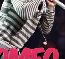 """""""THE KING"""" of Bachata 2 - Romeo Santos   Sticker"""
