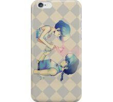 It's Love! PANIC!! - Ranma iPhone Case/Skin