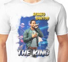 """THE KING"" of Bachata 3rd - Romeo Santos   Unisex T-Shirt"