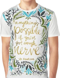 Anything's Possible Graphic T-Shirt