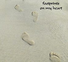 Footprints On My Heart by Al Bourassa