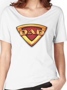 Super Dad Tee Women's Relaxed Fit T-Shirt