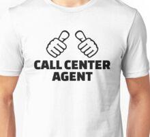 Call center agent Unisex T-Shirt