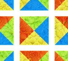 #DeepDream color factures #Art Sticker