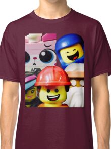 Cos we're Happy! Classic T-Shirt