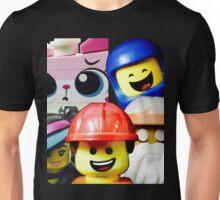 Cos we're Happy! Unisex T-Shirt