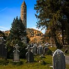 Glendalough by Chris L Smith