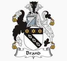 Brand Coat of Arms / Brand Family Crest by ScotlandForever
