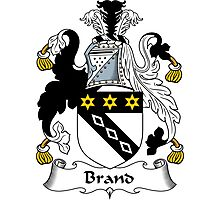 Brand Coat of Arms / Brand Family Crest Photographic Print