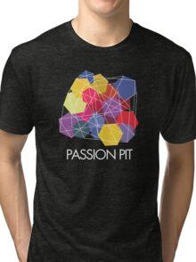 "Passion Pit - ""Chunk of Change"" Tri-blend T-Shirt"