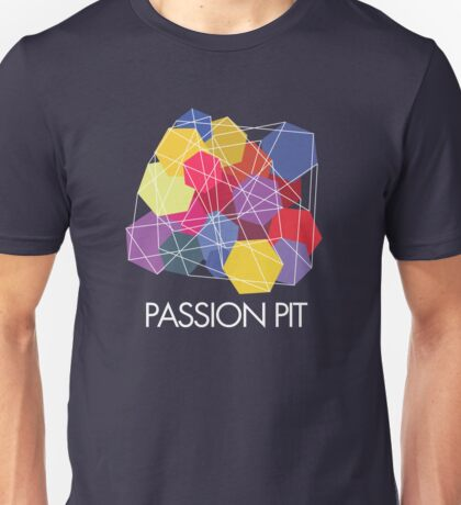 "Passion Pit - ""Chunk of Change"" Unisex T-Shirt"