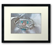 Tiara for a Princess Framed Print
