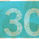 30 by axemangraphics