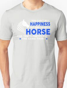 You can buy a Horse Unisex T-Shirt