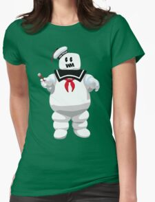 STAY PIFFED Womens Fitted T-Shirt