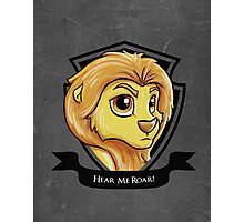 Little Lannister Photographic Print