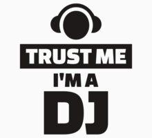 Trust me I'm a DJ One Piece - Short Sleeve