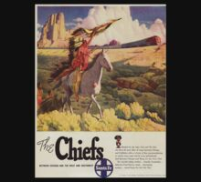 Vintage poster - The Chiefs Kids Tee