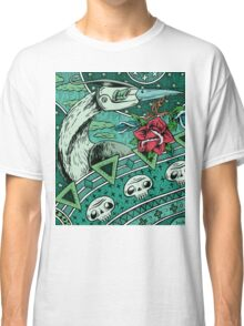 between heaven and earth Classic T-Shirt