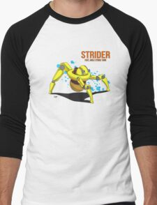 Strider Men's Baseball ¾ T-Shirt