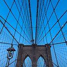 Brooklyn Bridge by Freelancer