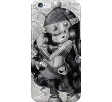 Barbara iPhone Case/Skin