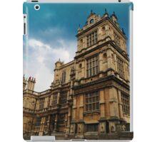 Wollaton Hall Nottingham iPad Case/Skin