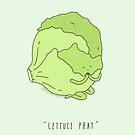 Lettuce by Haasbroek