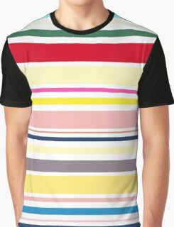 Elegant Fashion Stripes. Just Perfect colorful Fashion. Graphic T-Shirt