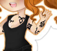 Clary Fray Sticker