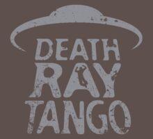 Death Ray Tango Logo One Piece - Short Sleeve