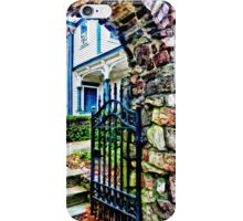 Open Gate iPhone Case/Skin