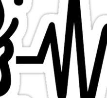 Ear frequency Sticker