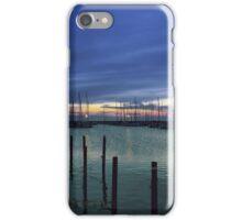 Summer Harbor. iPhone Case/Skin
