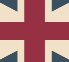 UK Flag Sticker