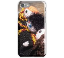 Raggy Wizards iPhone Case/Skin