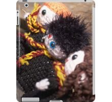 Raggy Wizards iPad Case/Skin