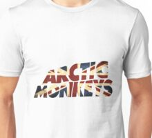 ARCTIC MONKEYS UNION JACK PRINT  Unisex T-Shirt
