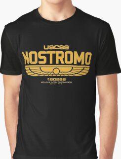Sumerian Simbol Weyland Industries Nostromo Graphic T-Shirt
