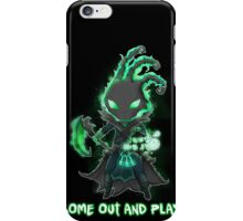 Thresh chibi - come out and play - League of Legends iPhone Case/Skin