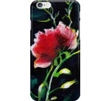Red Flower New iPhone Case/Skin