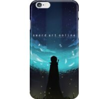 Sword Art Online Poster  iPhone Case/Skin