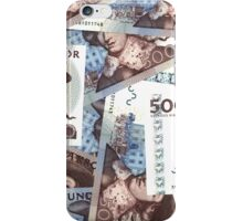 Cash is King. iPhone Case/Skin