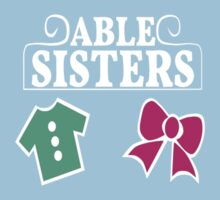 Able Sisters Logo Kids Clothes