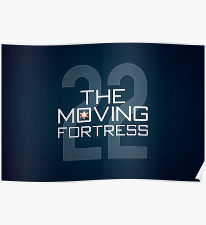 The Moving Fortress Poster