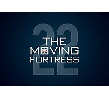 The Moving Fortress Photographic Print