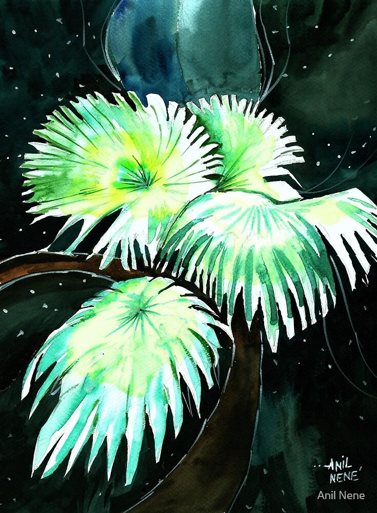 Leaves by Anil Nene