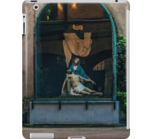 Urban Pieta- Dublin Ireland iPad Case/Skin